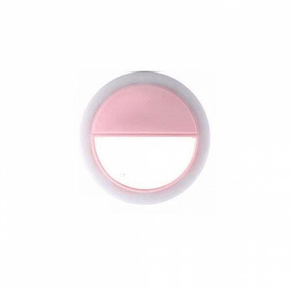 Selfie Ring Light Personalizado - Cores Variadas
